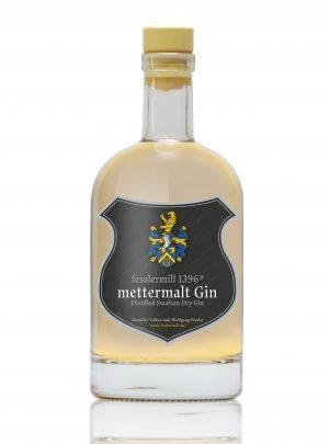 Mettermalt Smoky Aged Gin