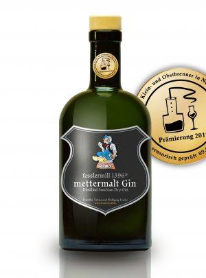 Deutscher alwa mettermalt Gin aus Sersheim