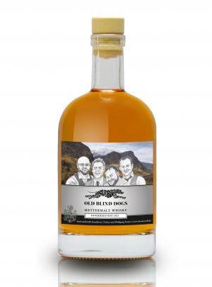 Mettermalt Old blind Dogs Whisky