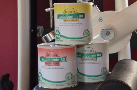 Seit 40 Jahren ist Fesslers Lactalbumin ein Top-Protein aus der Fessler Mühle.