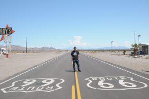 Wir berichten über die Route 66