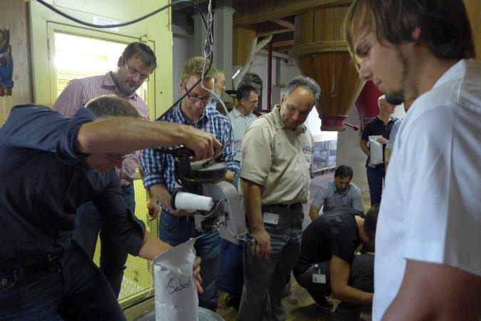Esw gibt viele Möglichkeiten der Zusammenarbeit in der Fessler Mühle