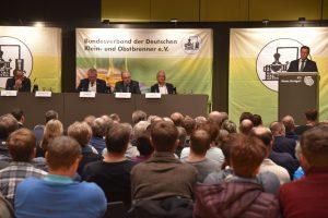 Über Brennertag Messe Stuttgart berichtet