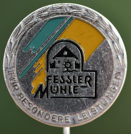 Fessler Mühle Ehrennadel