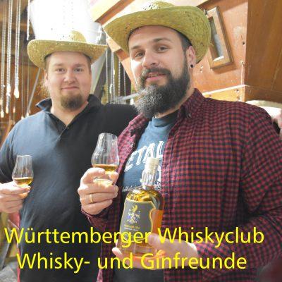Whisky-, Gin- und Weinfreunde