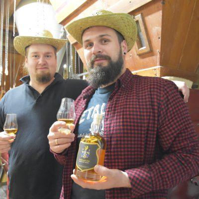 Whisky,-Gin und Canale-Weinfreunde