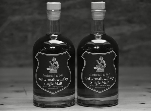 Single Malt mettermalt Whisky