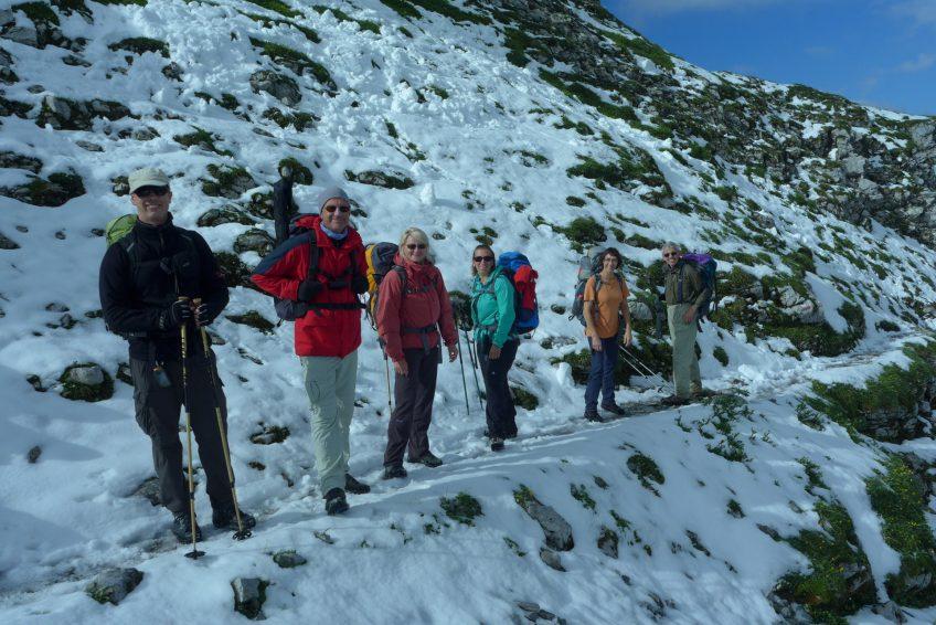 Jubiläums-Bergtour zur Tilisuna-Hütte ins Montafon