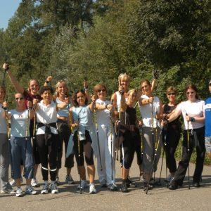 Nordic-Walking-Leiter