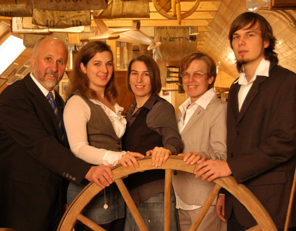 Die Müllersfamilie