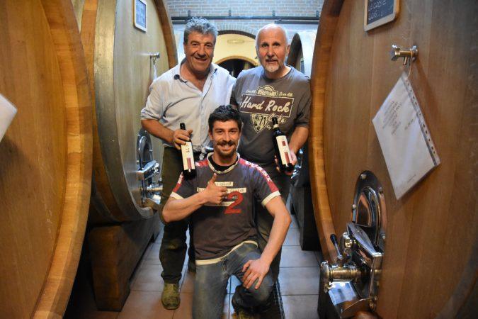 Zu Gast beim Weingut Ca'Rossa