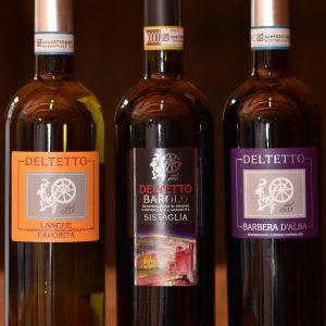Weine aus Piemont und dem Weinviertel
