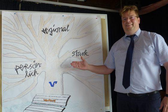 VR-Bank Neckar-Enz eG zum Seminar im Beutelkasten