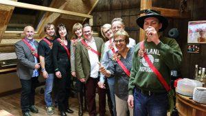 Lords und Ladies of Glencoe