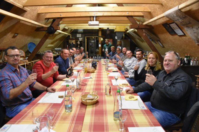 Zu Gast beim Wüettembergischen Whiskyclub
