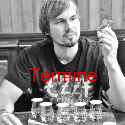 Veranstaltungen, Tasting und Reisen