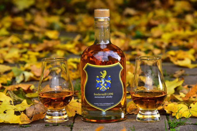 Mettermalt Whisky aus der fesslermill