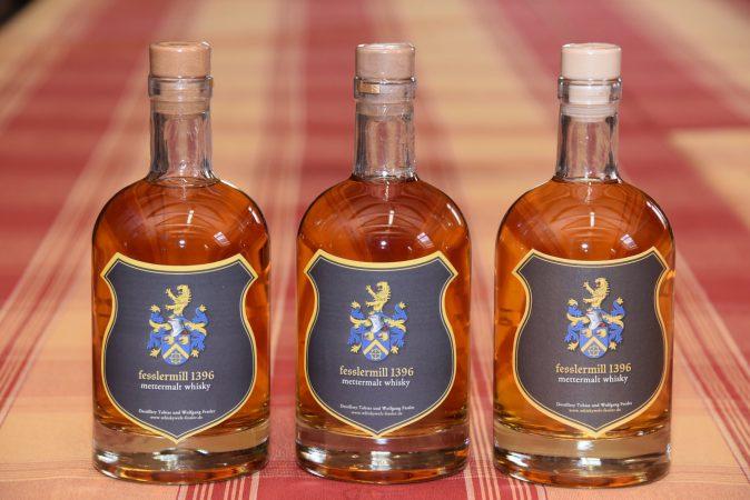 mettermalt Whisky aus der Fessler Mühle