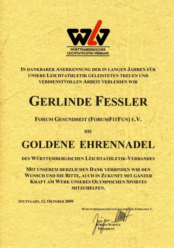 Gerlinde und Nadine Fessler mit Gold und Silber ausgezeichnet