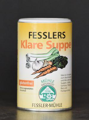 Fesslers Klare Suppe