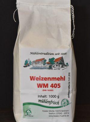 Fesslers Weizenmehl 405