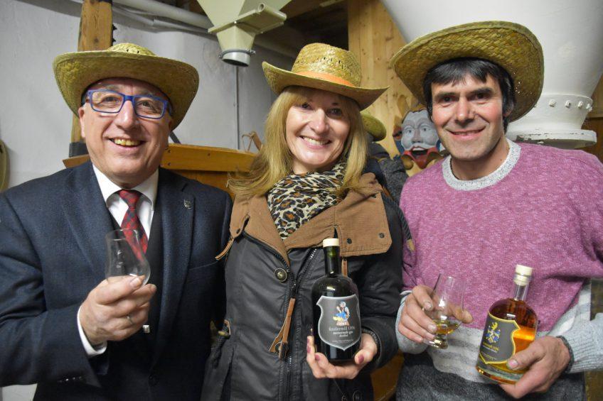 Mettermalt-Mühlenwhisky aus der Fessler Mühle