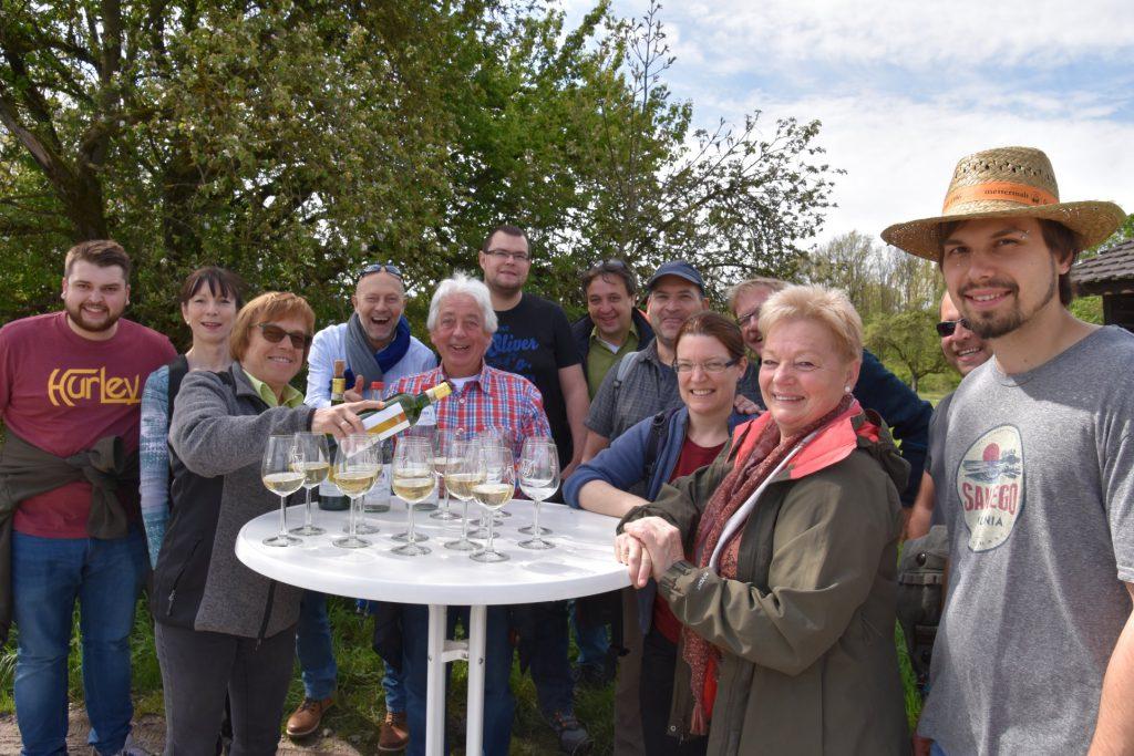 Arneis aus Sersheims Partnergemeinde Canale