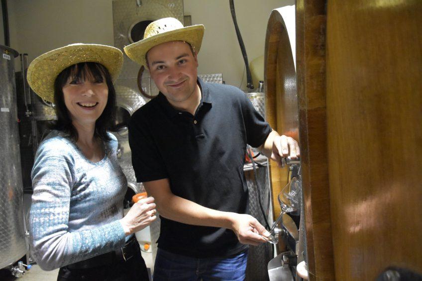 Kirchberg-Klosterberg Weinwanderung mit dem Württemberger Whiskyclub