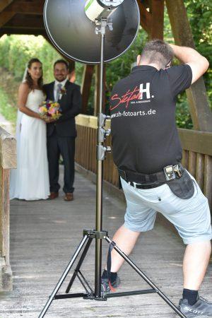 Viele Motive für Ihr Hochzeitsbild