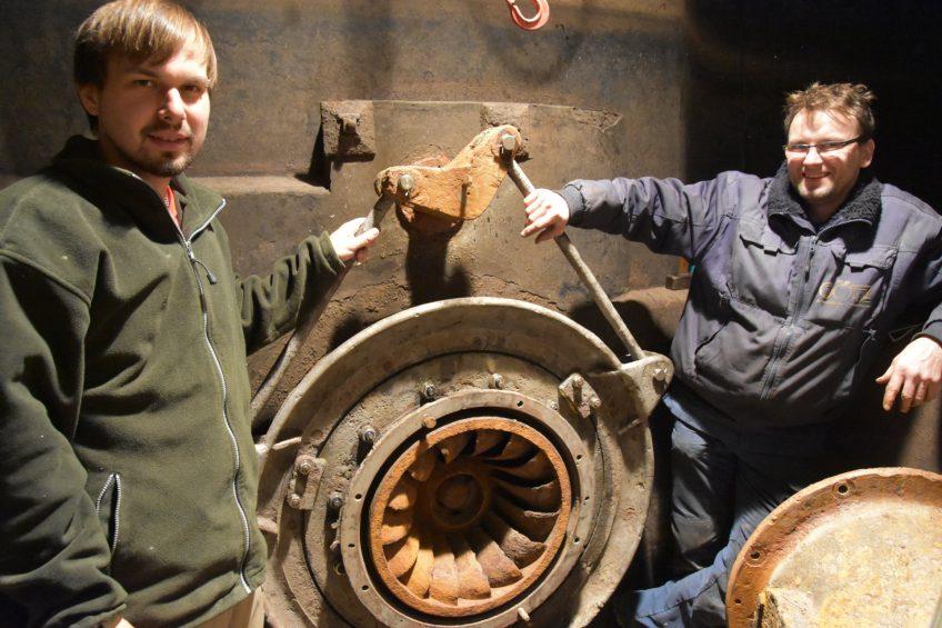 Fessler Mühle schafft mit eigener Wasserkraft
