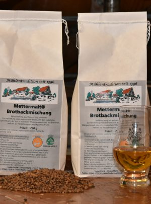 Fesslermill 1396 Mettermalt® Brotbackmischung Destillers Edition