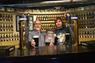 Württemberger Whiskyclub auf Irlandreise