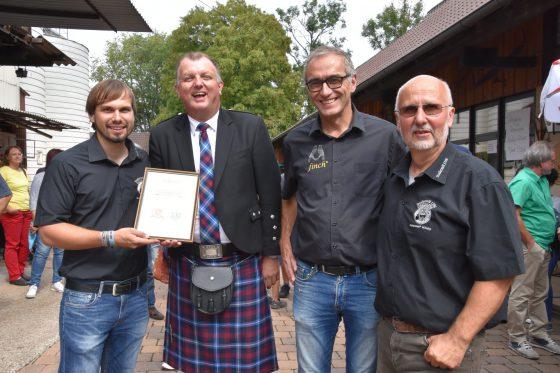 1. Glencoe Swabian Whiskyday in der Fessler Mühle