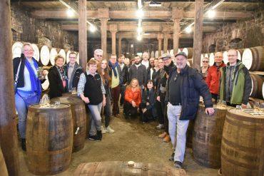 Württemberger Whiskyclub zu Gast in Irland