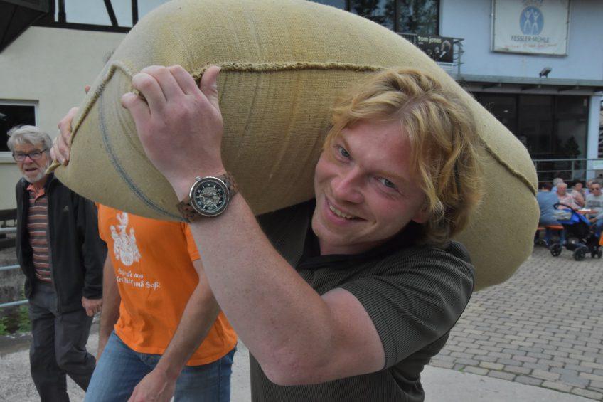 Meister am Sack in Sersheim