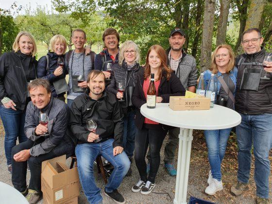 Whisky- Weinwanderung in Sersheim