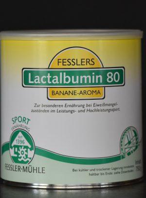 Fesslers Lactalbumin 80 Banane
