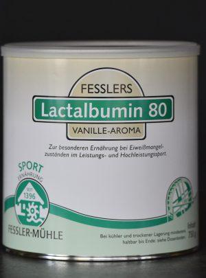 Fesslers Lactalbumin 80 Vanille