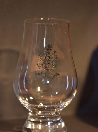 Zur Verkostung von Whisky und anderen Destillaten