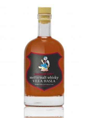 Mettermalt VILLA HASLA Whisky