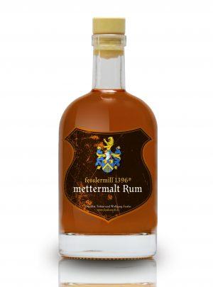 Deutscher mettermalt Rum